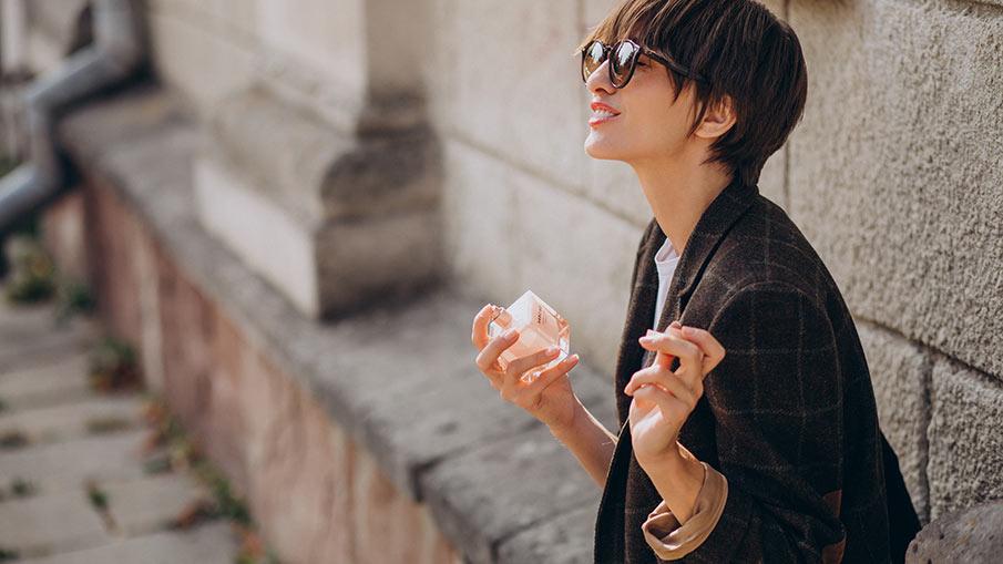 Dags för ny parfym från Chanel?